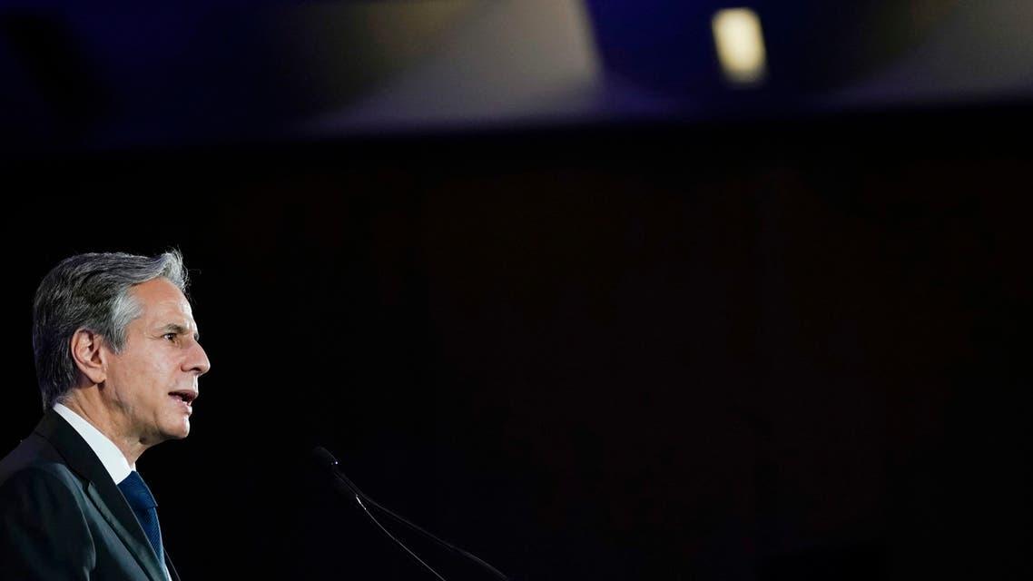 وزير الخارجية الأميركي أنتوني بلينكن (أرشيفية- فرانس برس)