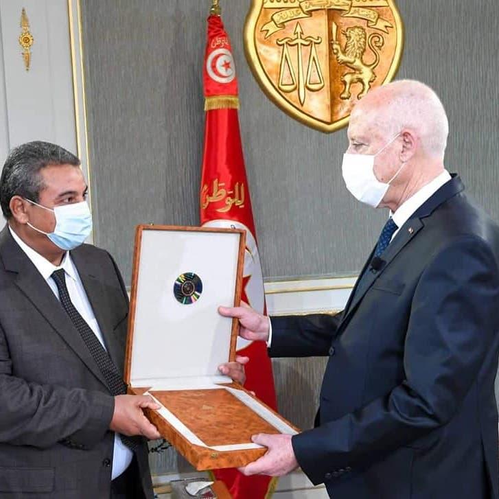 واشنطن تنتقده.. رئيس تونس يدعو لتطهير المؤسسات ويعفي محافظا