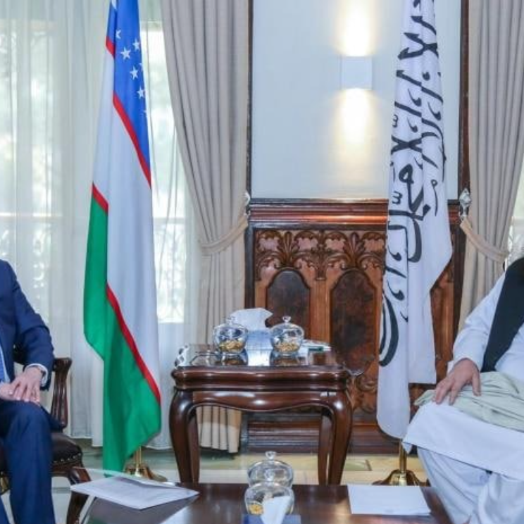 وزير خارجية أوزبكستان في كابل: طشقند تتمسك بالتزاماتها تجاه أفغانستان