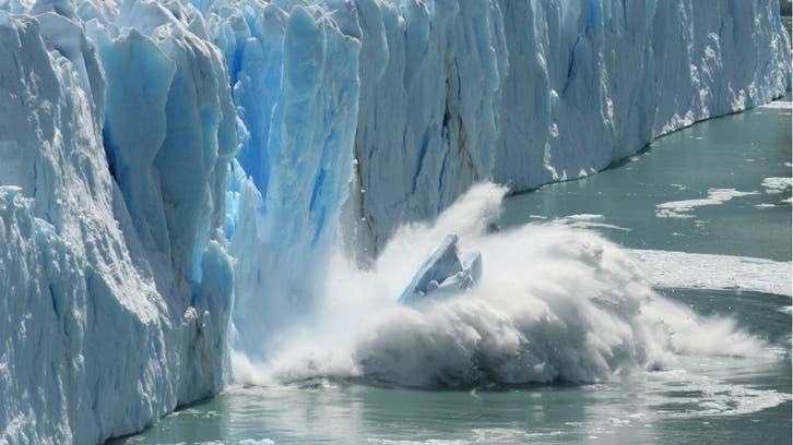 ذوب شدن یخچالهای قطبی باعث حرکت پوسته زمین میشود