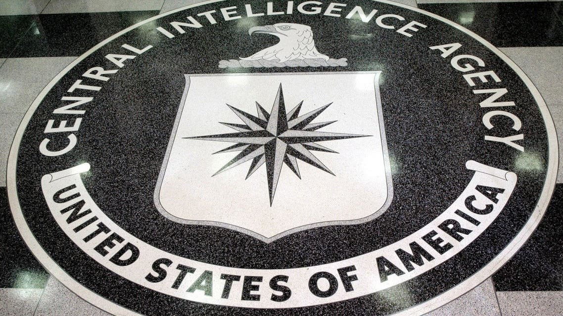 The logo of the CIA shown in the lobby of its headquarters in Langley, Virginia. (File Photo: Reuters)
