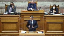 Greek parliament approves military and defense cooperation pact with France