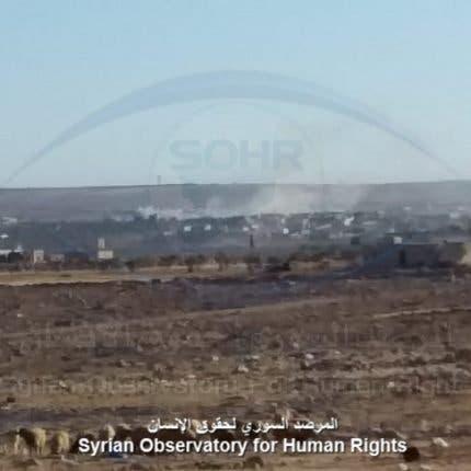 مقتل جندي تركي في قصف متبادل مع قوات كردية في ريف حلب