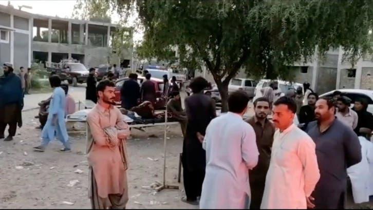 بلوچستان کے مختلف علاقوں میں زلزلہ، 20 افراد جاں بحق، 300 سے زاید زخمی