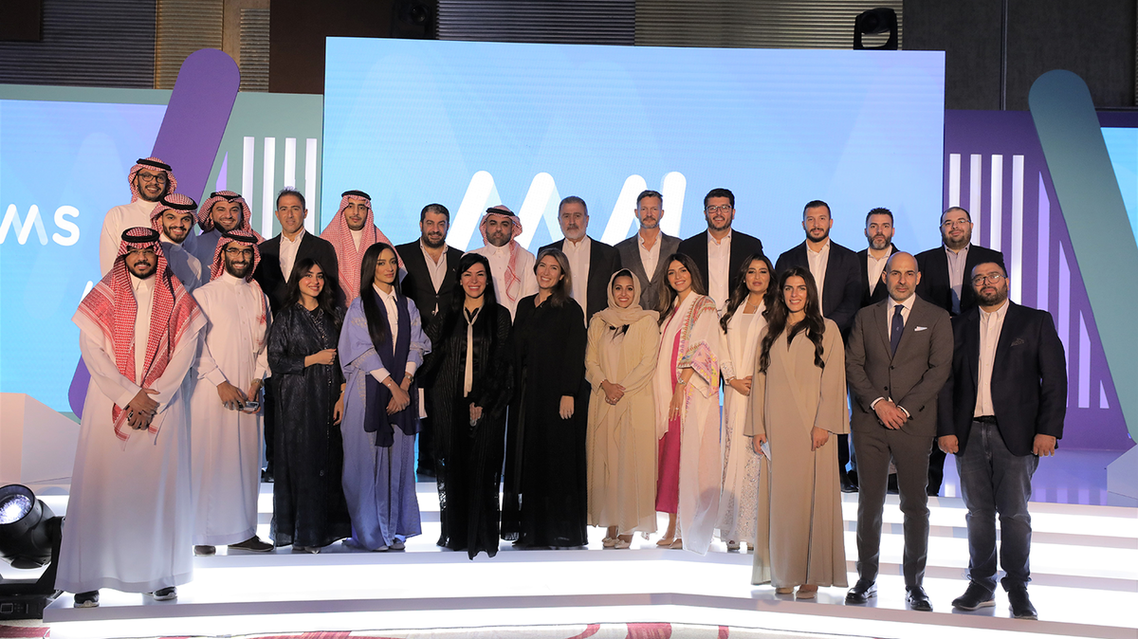 """MBC Media Solutions (MMS) held its first event in the Kingdom's capital Riyadh on Wednesday """"to highlight its role in Saudi's future vision and its offerings to the Saudi market."""" (Supplied)"""