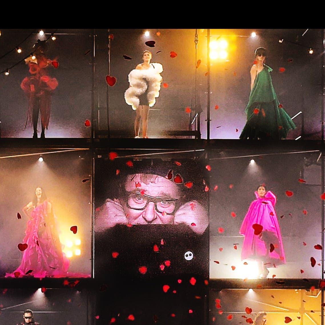 45 دار أزياء عالميّة في تحيّة للمصمم الراحل ألبير إلباز