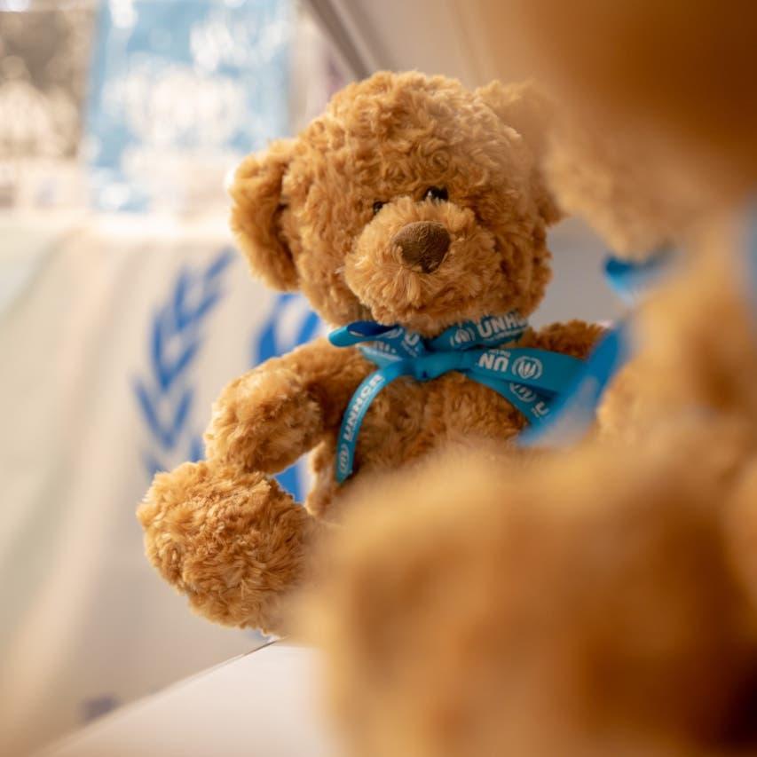 """""""الأمم المتحدة"""" تذكر بمعاناة اللاجئين في معرض الرياض للكتاب"""