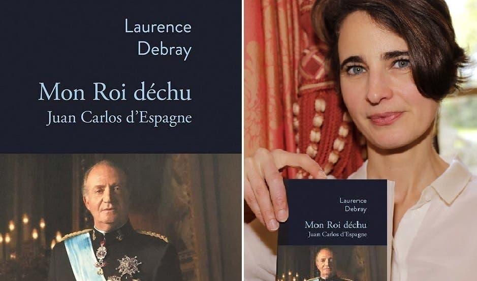 الكتاب ومؤلفته التي تصف فيه الملك ببطلي، وبأنه لم يرتكب جريمة جنائية، من قتل أو سرقة أو اغتصاب