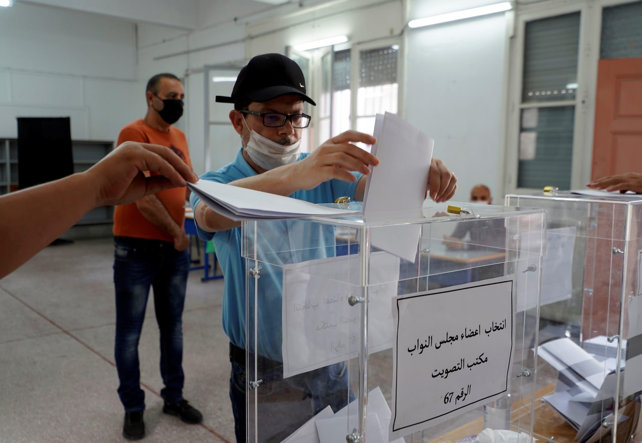 من الانتخابات التشريعية التي شهدها المغرب في سبتمبر الماضي