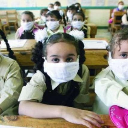 قبل بدء العام الدراسي.. إجراءات مشددة لمواجهة كورونا بمصر