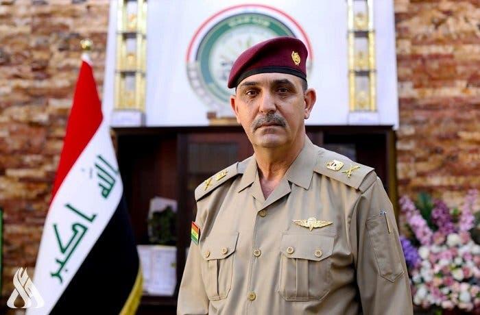 الناطق باسم القائد العام للقوات المسلحة العراقية اللواء يحيى رسول