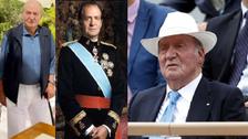 ملك إسبانيا السابق من أبوظبي: عليّ التفكير الآن بجنازتي
