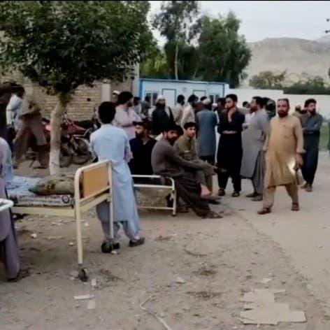 زلزال عنيف يضرب باكستان.. 20 قتيلاً ومئات الجرحى وتحذير من توابع