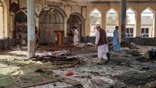 100 کشته و 140 مجروح در انفجاری در مسجد شیعیان در کندز افغانستان