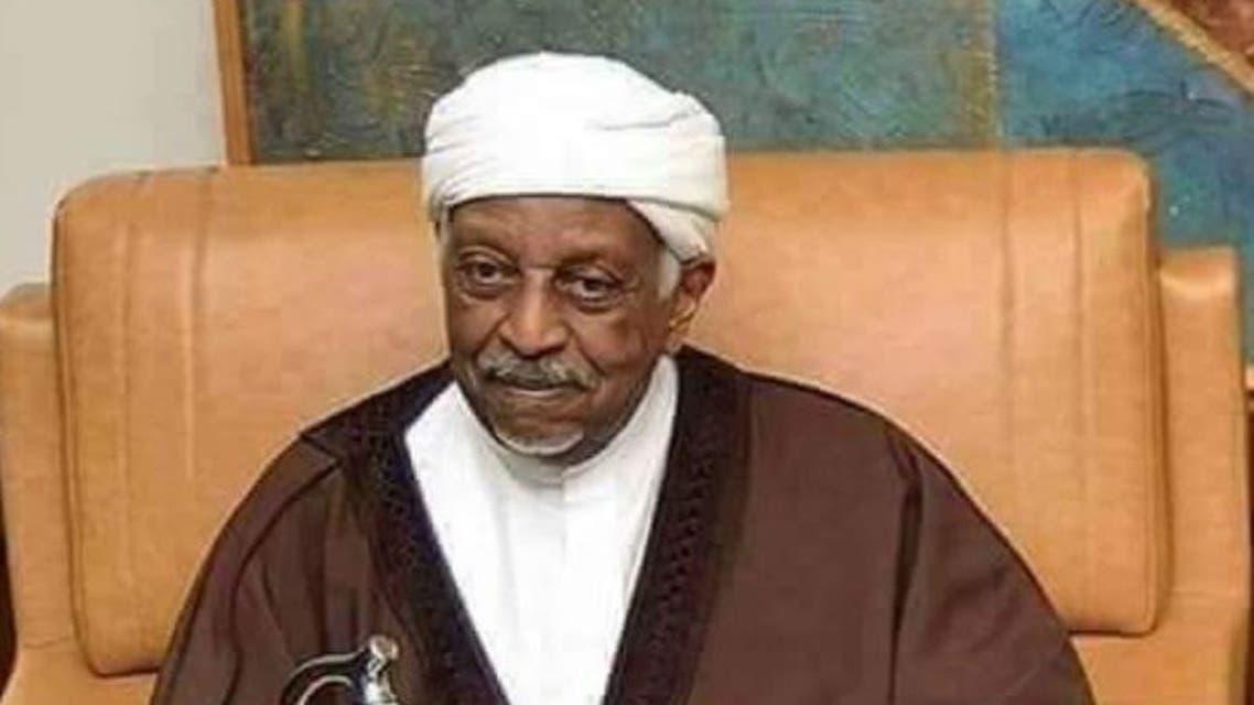 رئيس الحزب الاتحادي الأصل محمد عثمان الميرغني السودان