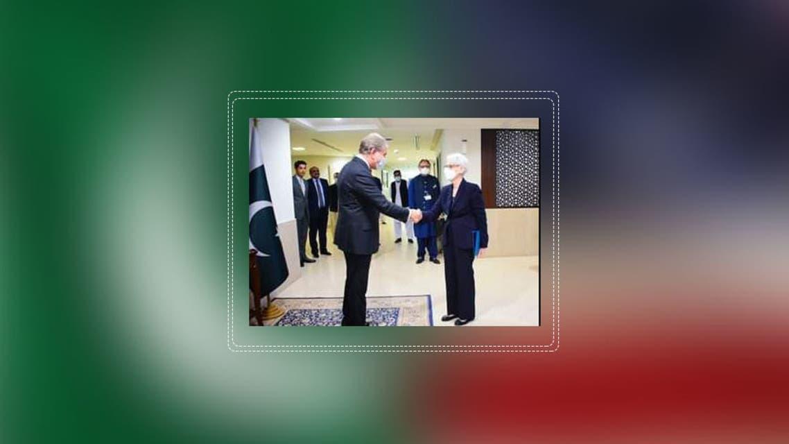 USA and Pakistan