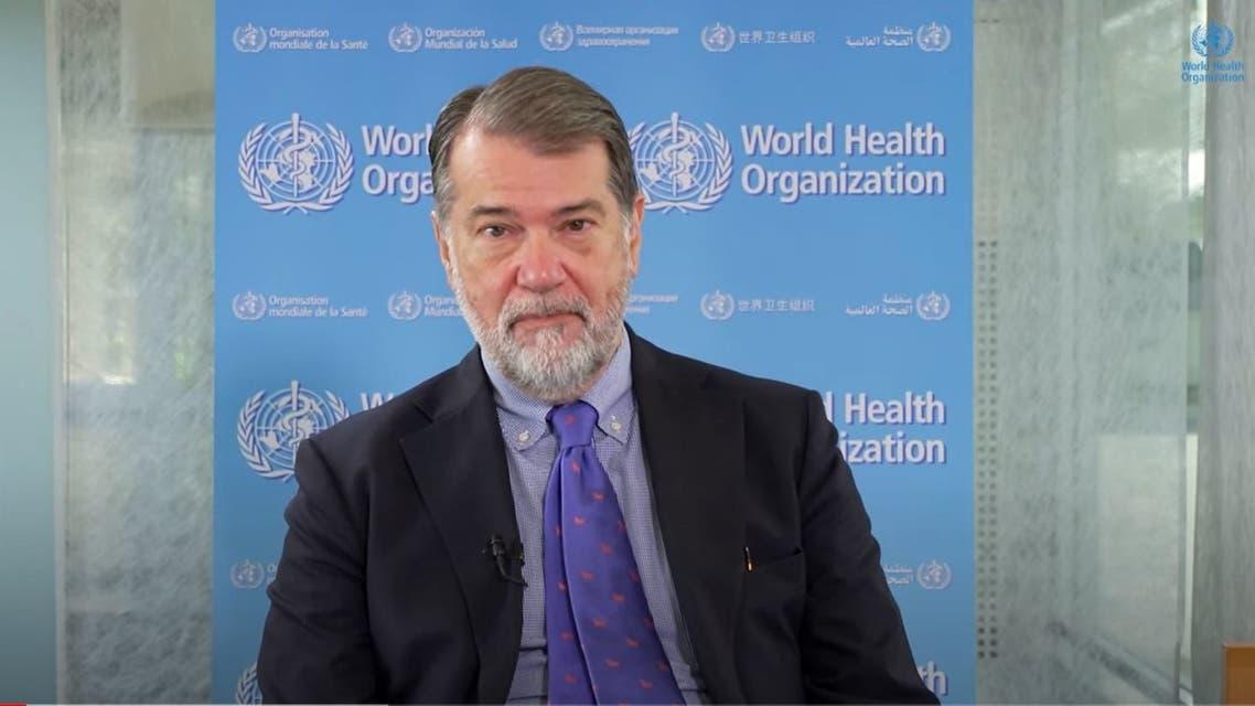 الدكتور بيدرو ألونسو، مدير البرنامج العالمي للملاريا في منظمة الصحة العالمية