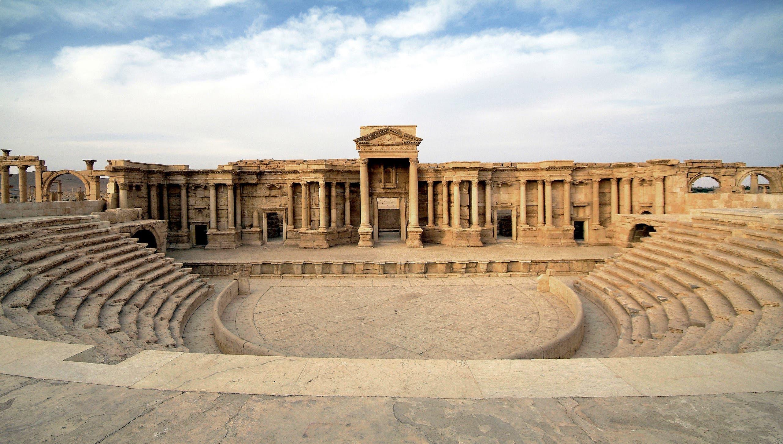 الحضارات الشرق أوسطية كان لها الباع الأطول في دفع عجلة الحضارة. جانب من المواقع الأثرية في تدمر