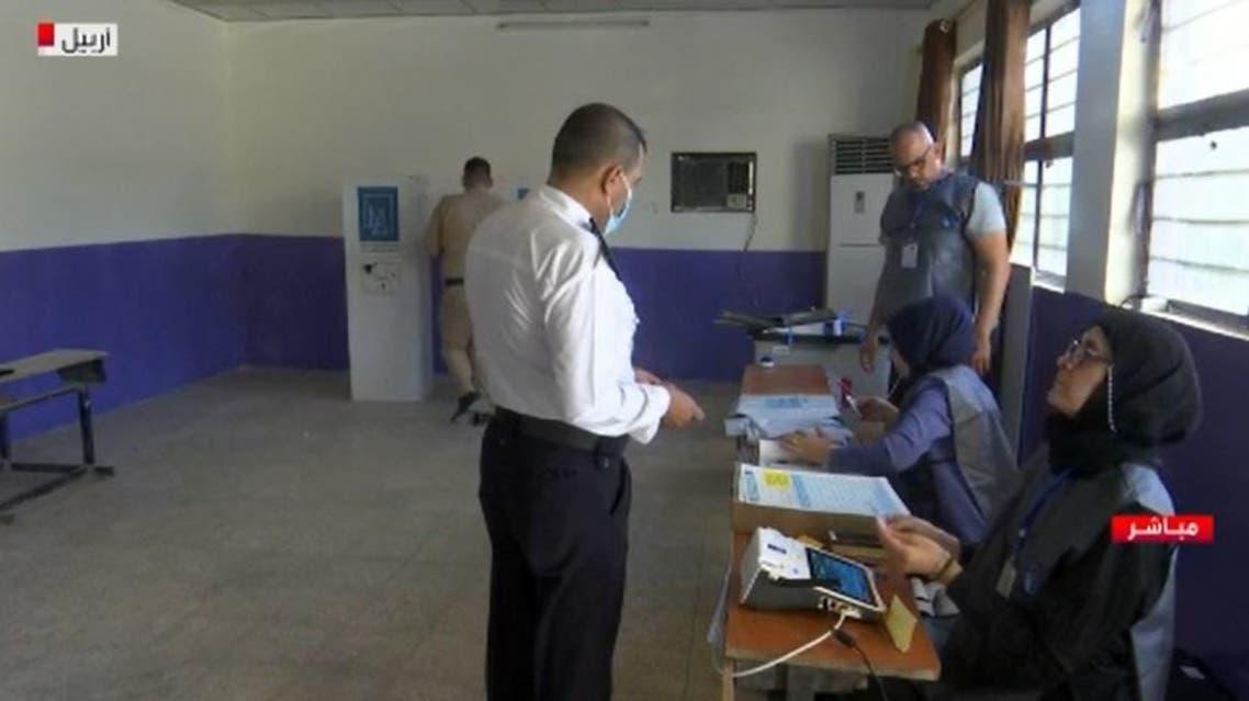 من التصويت الخاص بالعراق 2