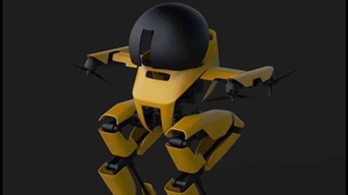 الروبوت رئيسية