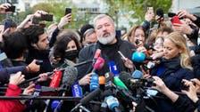 Russian Nobel winner Dmitry Muratov: Peace Prize is for my paper, not me