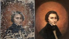 Chopin portrait bought at Polish flea market is from 19th century