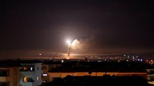 القصف الإسرائيلي في حمص يوقع قتيلين من الميليشيات الإيرانية