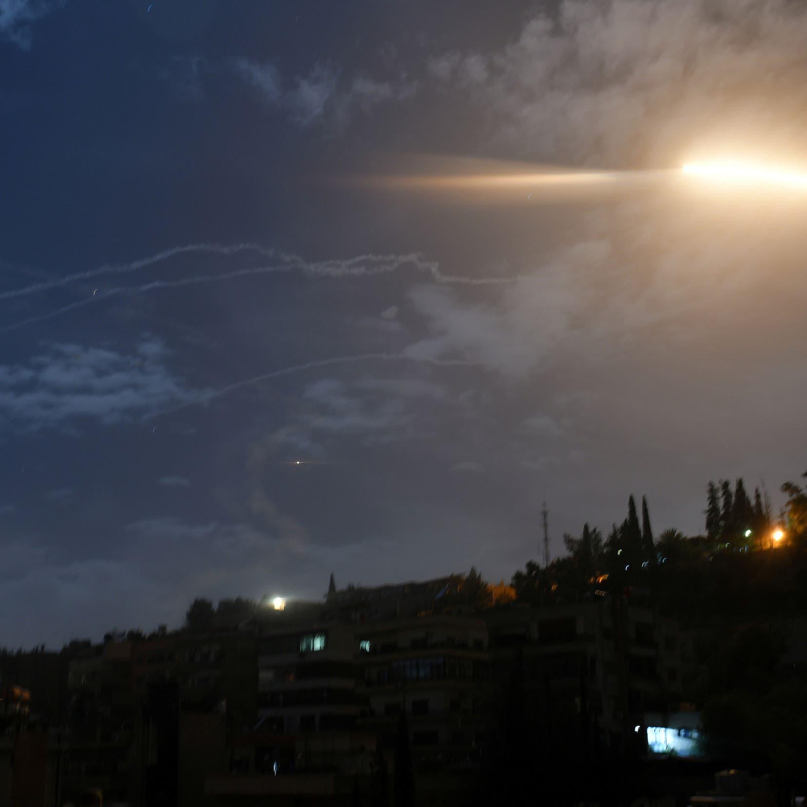 قتيلان من ميليشيات إيران بالقصف الإسرائيلي على مطار التيفور