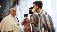 Pope to lawmakers: Climate change requires quick consensus