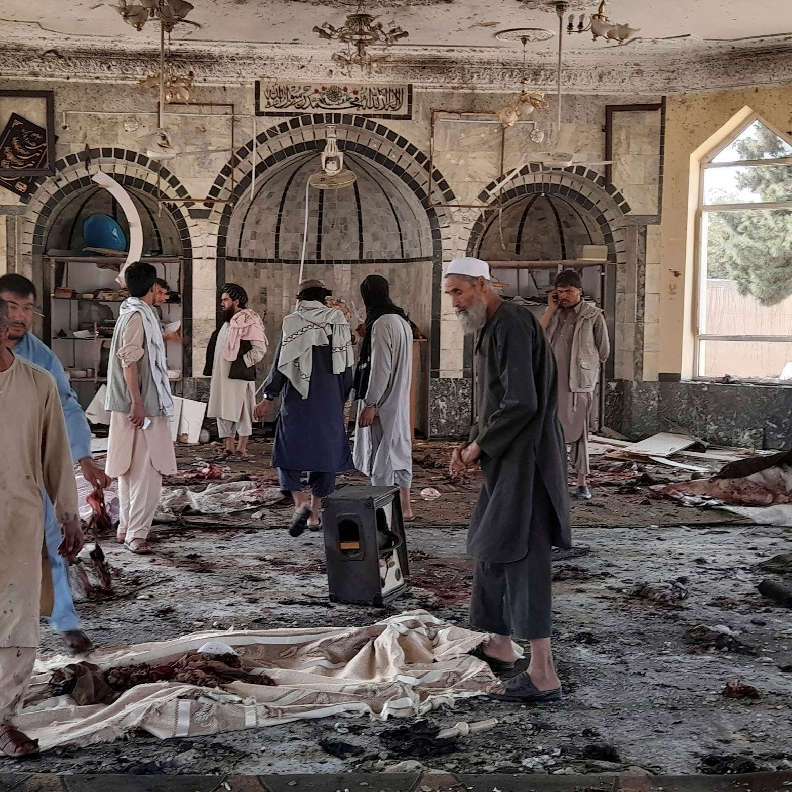 تدفق آلاف المقاتلين لأفغانستان.. وكابوس حرب أهلية يطل برأسه مجدداً