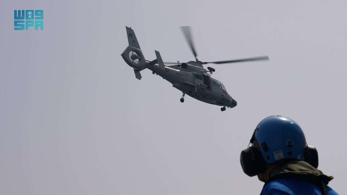 End of Pakistan-Saudi Arabia joint naval exercises 'Naseem-ul-Bahr'