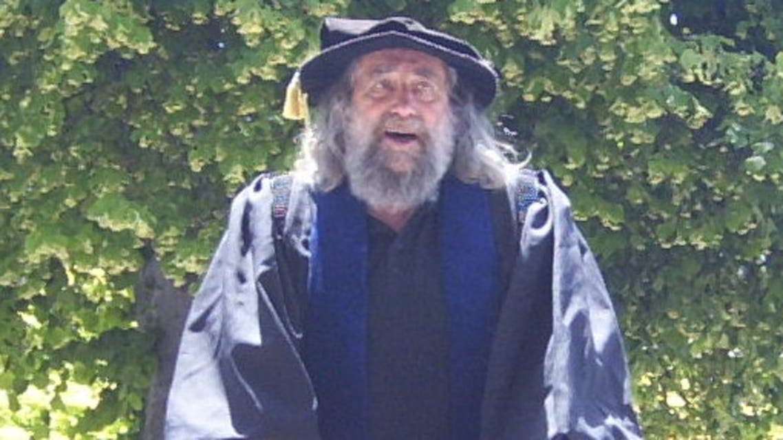 The wizard, whose name is Ian Brackenbury Channell, was receiving a salary of $11,700 per year since 1998. (Twitter)