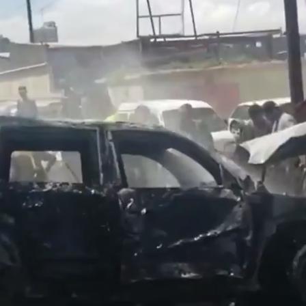 اليمن.. استهداف موكب محافظ عدن بسيارة مفخخة