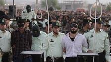 افزایش 10 درصدی اعدامها در ایران نسبت به سال گذشته