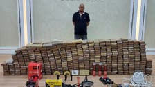 Dubai Police seizes 500 kilograms of cocaine in 'region's biggest drug bust'