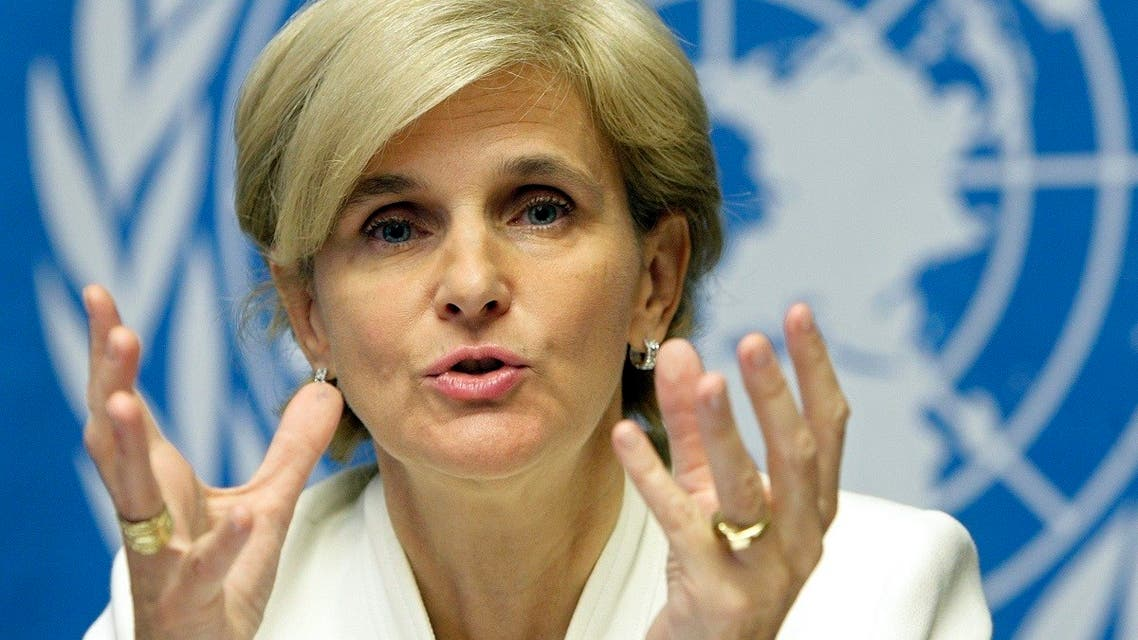 Spain's Maria Neira, WHO Director for Public Health and Environment. (File photo: AP)