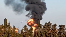 Fire breaks out in benzene tank at oil facility in south Lebanon: Report