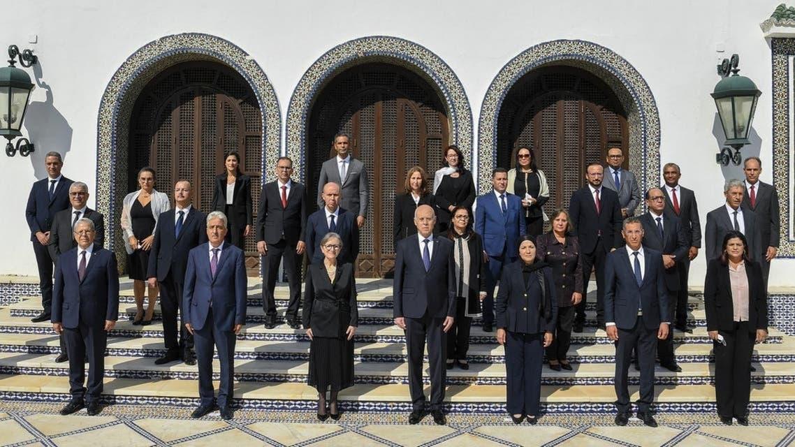 حکومت جدید تونس