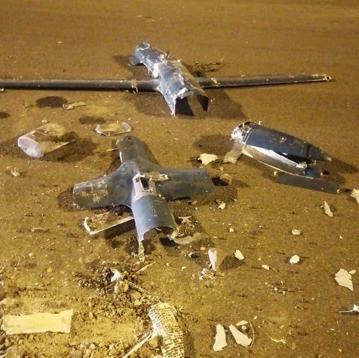 مسيّرة حوثية مفخخة حاولت استهداف المدنيين بمطار الملك عبدالله بجازان الأسبوع الماضي