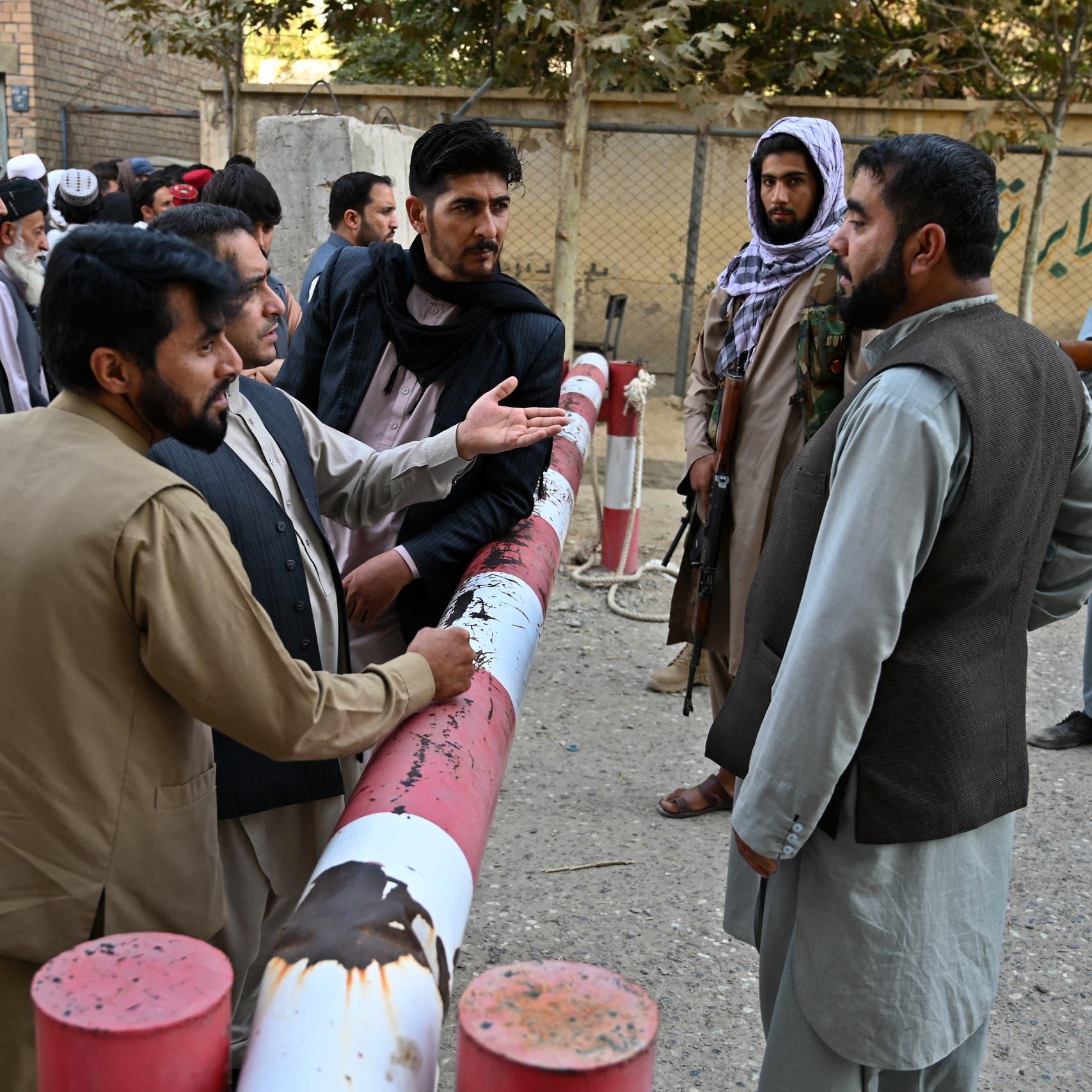 """بعد مفاوضات بينهما.. طالبان: """"أميركا وافقت على مساعدتنا"""""""