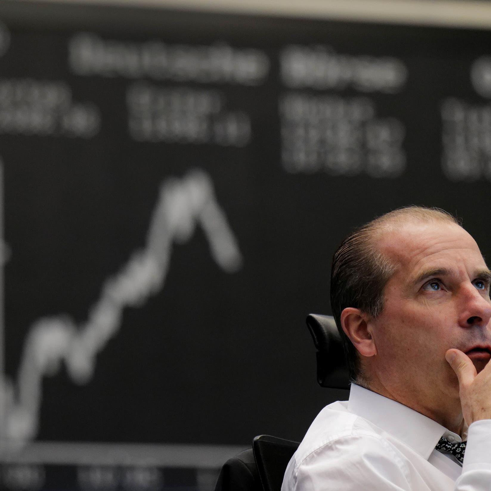 شبح التضخم يخيّم على أسواق أوروبا ويضعف شهية المستثمرين