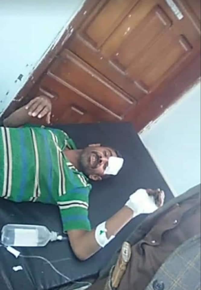 من ضحايا ألغام الحوثي