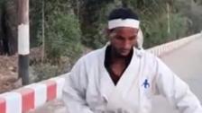 """شاروخان قنا..لـ""""العربية.نت"""": أعشق الهندية وأتدرب لرحلة من الصعيد للقاهرة"""