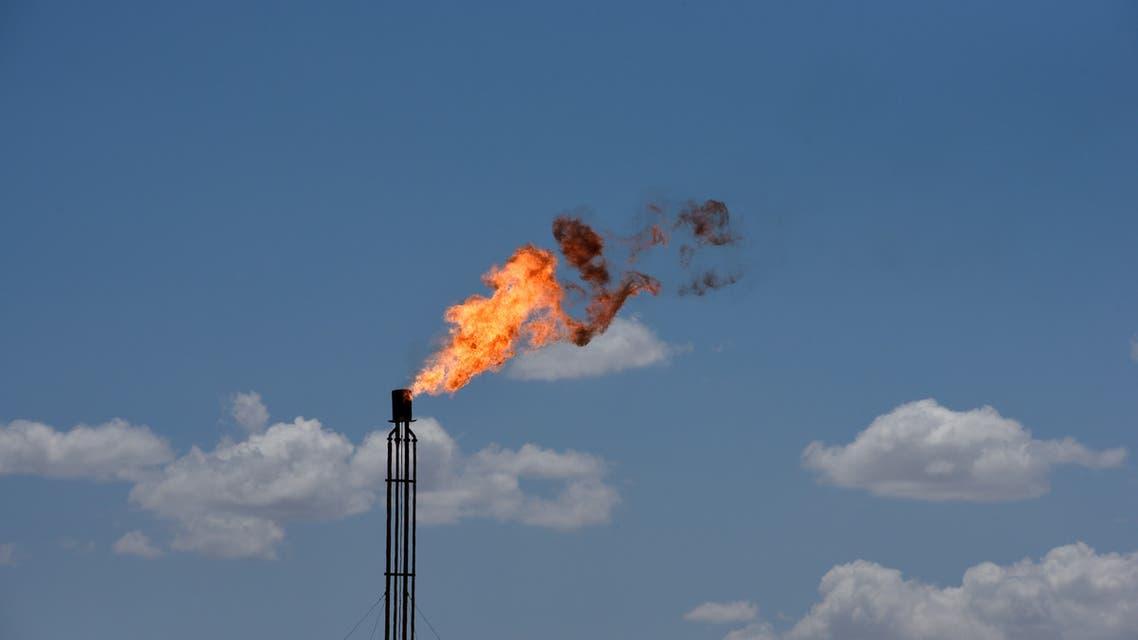 منشأة طاقة في أميركا