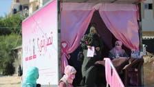 Health activists address stigma to raise breast cancer awareness in Gaza