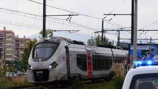 مقتل 3 مهاجرين جزائريين صدمهم قطار في جنوب فرنسا