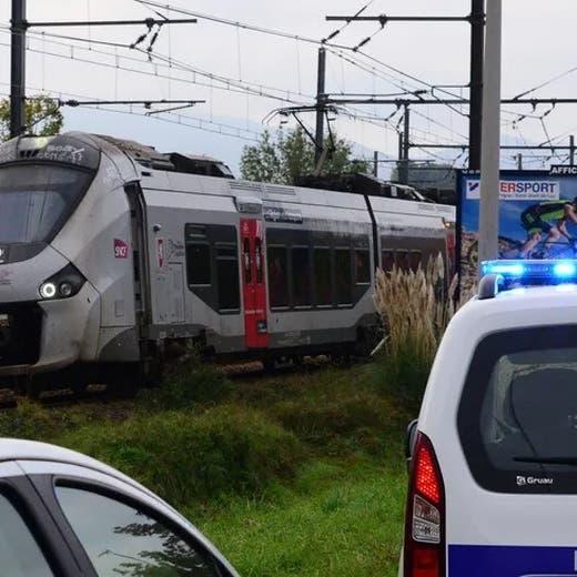 وفاة 3 جزائريين في فرنسا دهساً تحت عجلات قطار