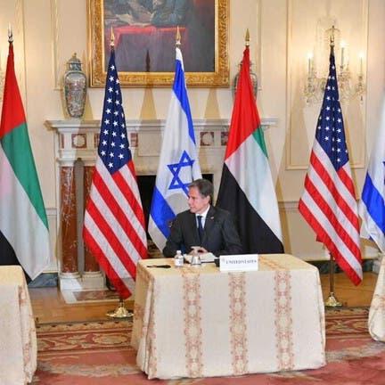 بلينكن: نريد توسيع دائرة الدول التي توقع اتفاقيات سلام مع إسرائيل