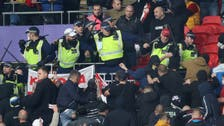 """""""فيفا"""" يدين فوضى جماهير المجر في مباراة إنجلترا"""
