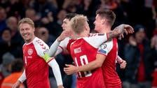 الدنمارك تخطف بطاقة التأهل إلى كأس العالم